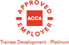 ACCA Approved Employer: Trainee Development - Platinum